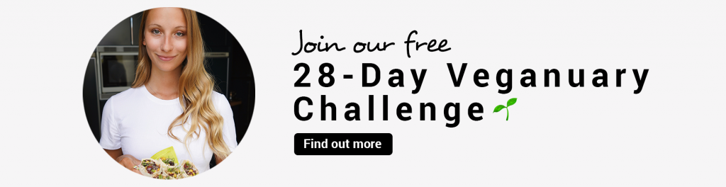 28 Day Veganuary Challenge